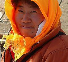 Yingchengzi Villager by ozecard