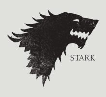 House Stark - Game of Thrones T-Shirt / Phone case / More 3 by zehel