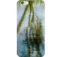Tree reflected in water  iPhone Case/Skin