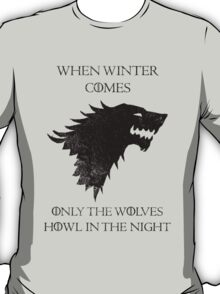 House Stark - Game of Thrones T-Shirt / Phone case / More 4 T-Shirt