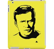 William Shatner Star Trek iPad Case/Skin
