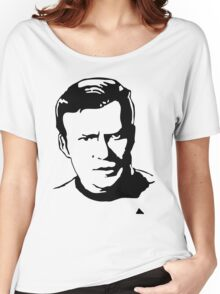 William Shatner Star Trek Women's Relaxed Fit T-Shirt
