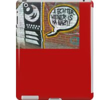 vienna love  iPad Case/Skin