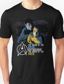 Kirk and Spock T-Shirt