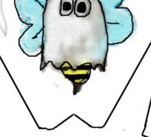 boo bees Sticker