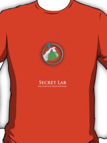 Secret Lab : Business Card T-Shirt