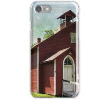 Historic place iPhone Case/Skin