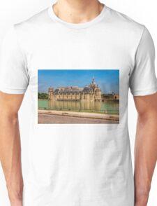 Chateau de Chantilly 2 Unisex T-Shirt
