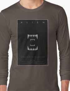 A L I E N Long Sleeve T-Shirt