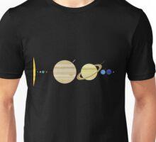 solar system design Unisex T-Shirt