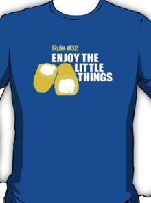 Twinkies Enjoy The Little Things T-Shirt