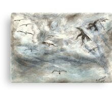 Sky at Dawn Canvas Print
