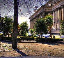 st georges hall by chasmcn