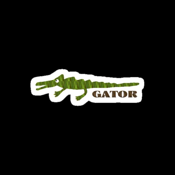 Gator by Ryan Houston
