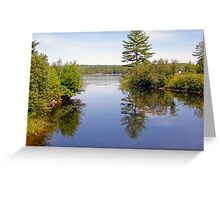 Northern Ontario #3 Greeting Card