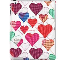 Hearts iPad Case/Skin