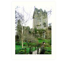 Blarney Castle, Ireland Art Print