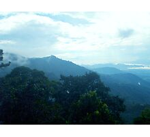 Morning in Apaneca  Photographic Print