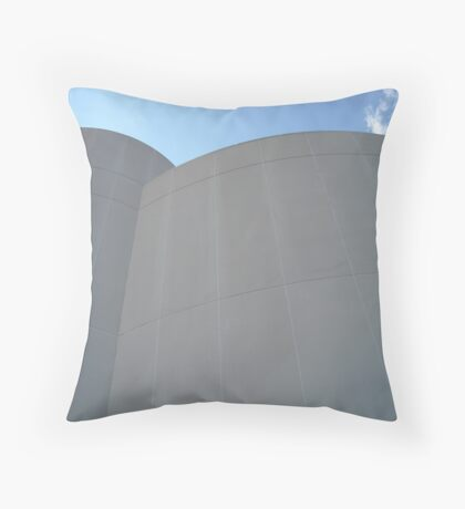 Reaching upwards Throw Pillow
