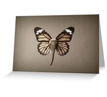 Elefly Greeting Card