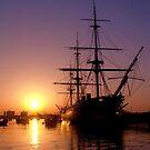 HMS Warrior 2008 by Durotriges