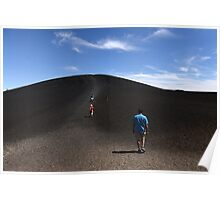 Craters of the Moon, Idaho Poster