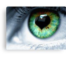 Eye Love You Canvas Print
