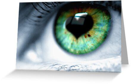 Eye Love You by Ross Robinson