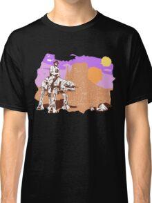 Cowboy Chuck Norris Classic T-Shirt