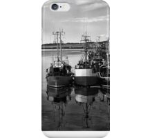 North Shields Fish Quay iPhone Case/Skin