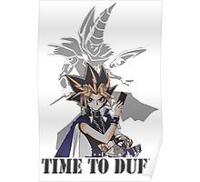 Time to duel! Poster