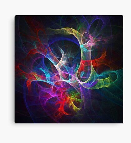 Night color Canvas Print
