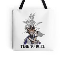 Time to duel! Tote Bag