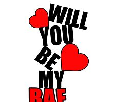 Will you be my BAE? by Fangs