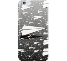 Paper Airplane 18 iPhone Case/Skin