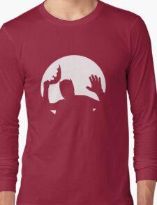 Moonlight Batman Long Sleeve T-Shirt
