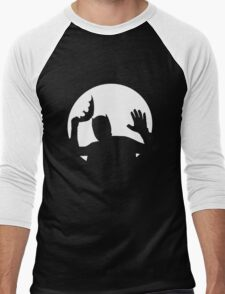 Moonlight Batman Men's Baseball ¾ T-Shirt