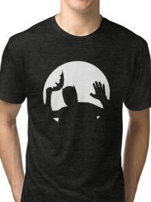 Moonlight Batman Tri-blend T-Shirt