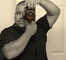 the man in the mirror by johnsphotoworks