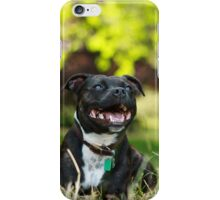 The Staffie Smile iPhone Case/Skin