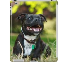 The Staffie Smile iPad Case/Skin