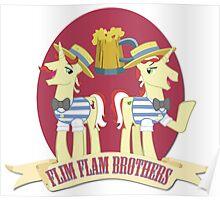 Flim Flam! Poster
