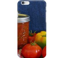 Salsa Still Life iPhone Case/Skin