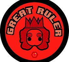 Great Ruler (Red) by greatruler
