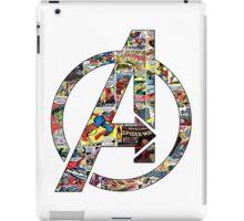 Avengers symbol! iPad Case/Skin