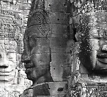 The Bayon by Rhona