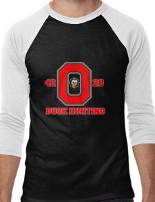 Ohio State Duck Hunting Men's Baseball ¾ T-Shirt