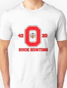 Ohio State Duck Hunting T-Shirt