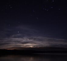 Starry Skies by Gethin