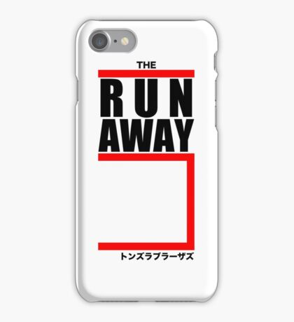 The Runaway Five iPhone Case/Skin